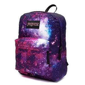 Galaxy JanSport BackPack 🎒